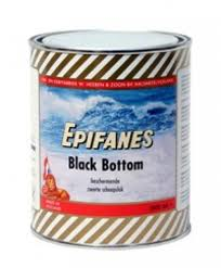 EPIFANES - lodní lak BLACK BOTTOM
